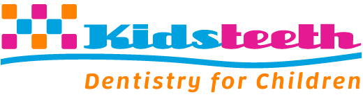 Kidsteeth Pediatric Dentistry Retina Logo
